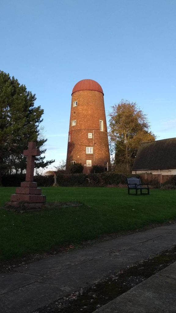 Braunston Mill