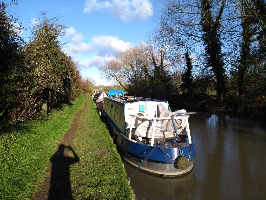 Braunston winter moorings