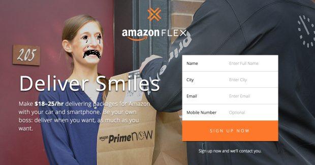 Amazon Flex didn't pay me