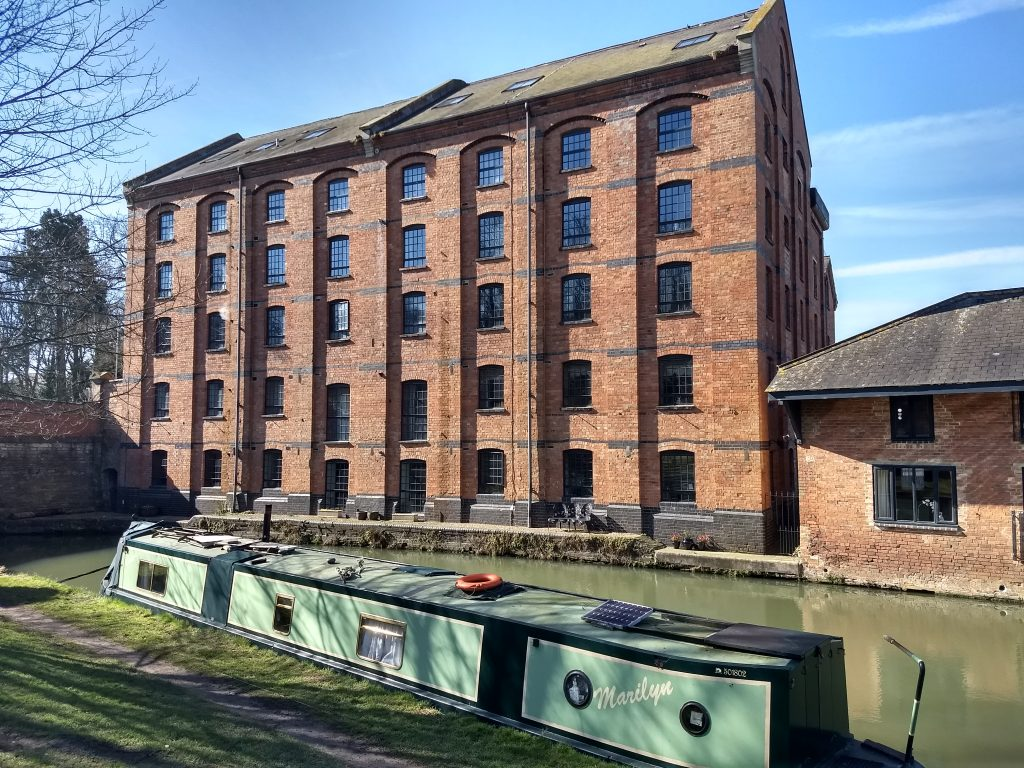 Blissworth Mill