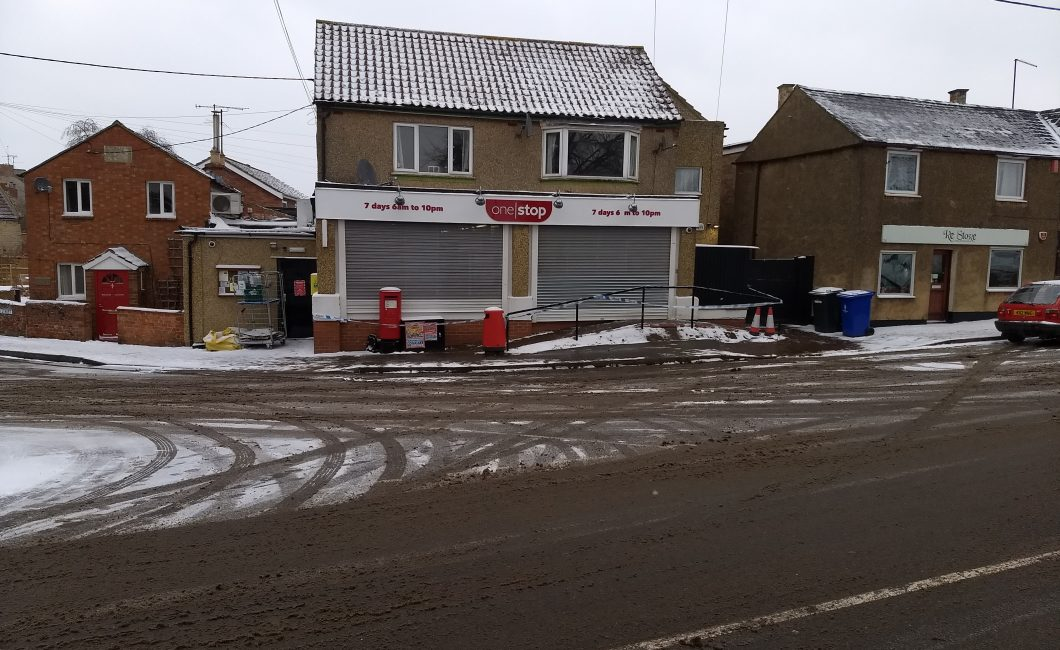 nether hayford post office armed robbery