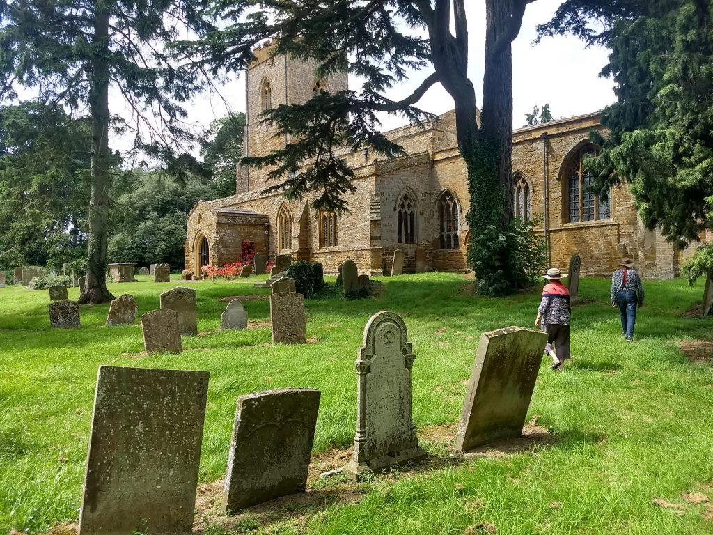 All Saints Chapel - Flore