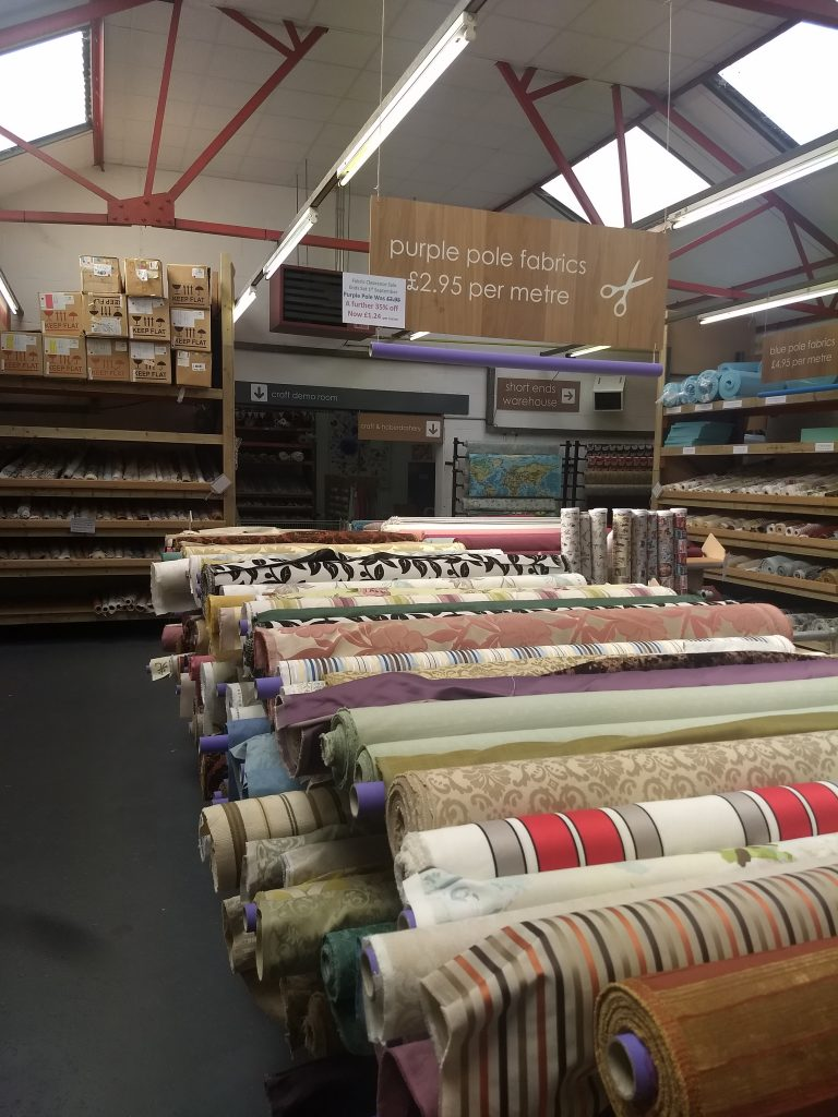Millhouse Fabric - Northampton
