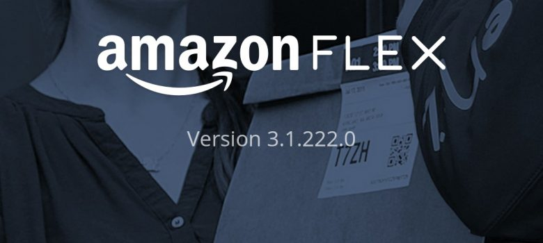 Amazon Flex updating the App