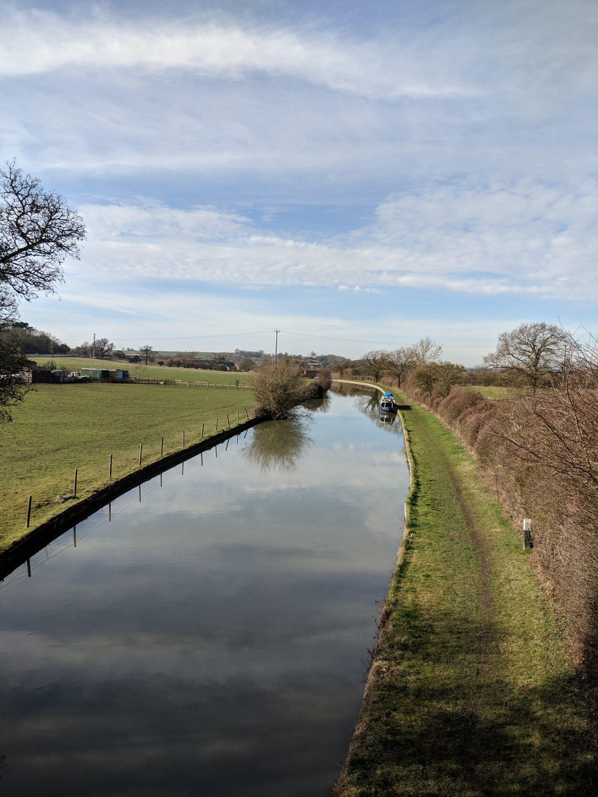 Gayton Junction -> Gayton in the Fields