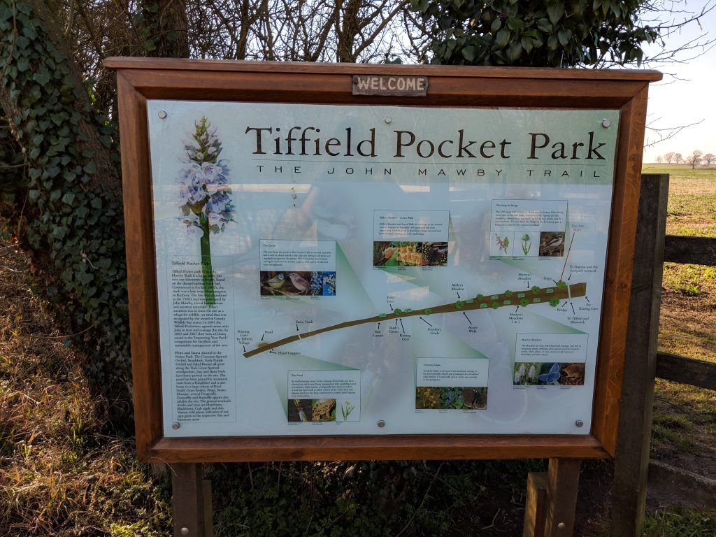 Tiffield Pocket Park