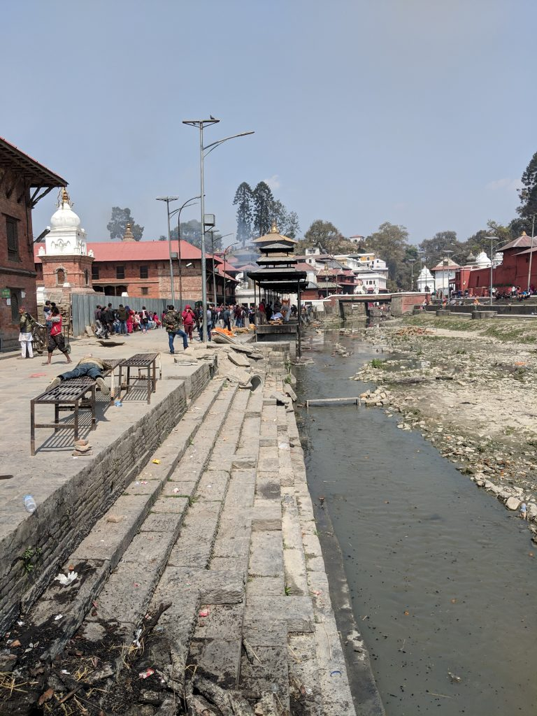 Pashupatinath Temple - Bagmati River