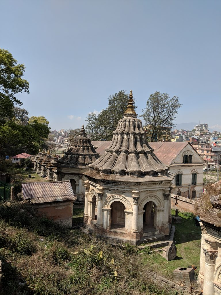 Pashupatinath Temple - Temple Grounds
