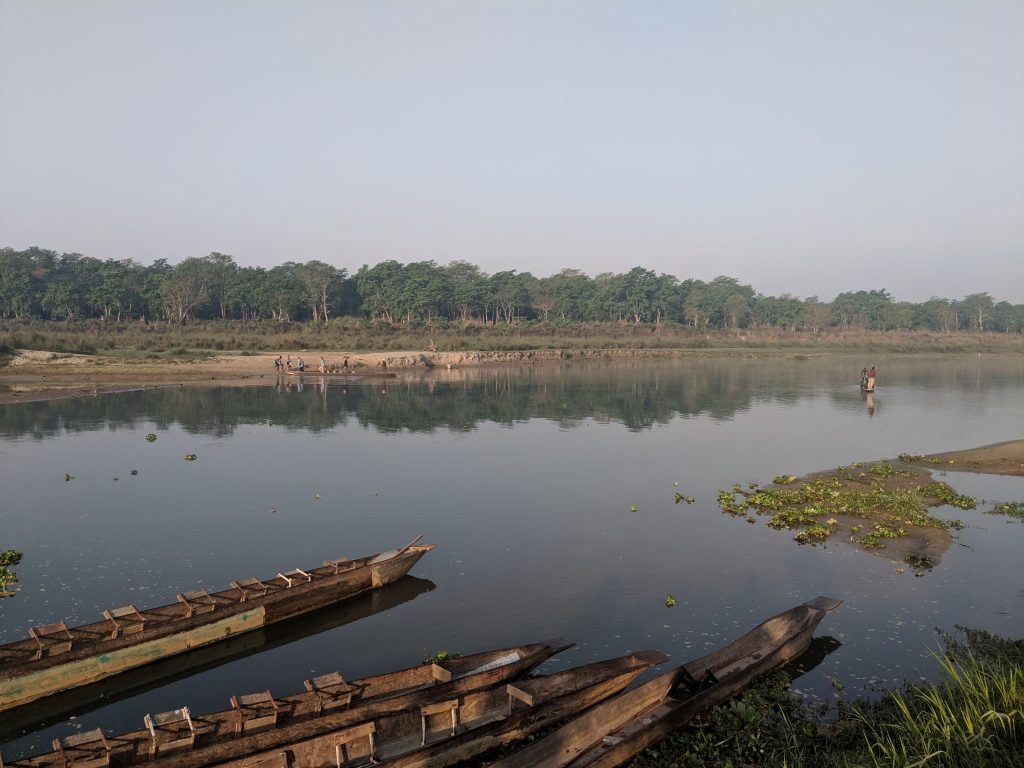 Rapti River - Chitwan National Park