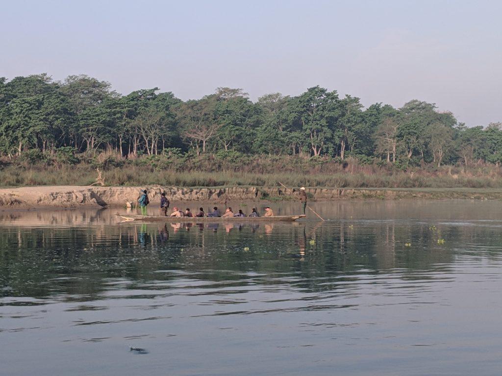 River Rapti - Chitwan National Park