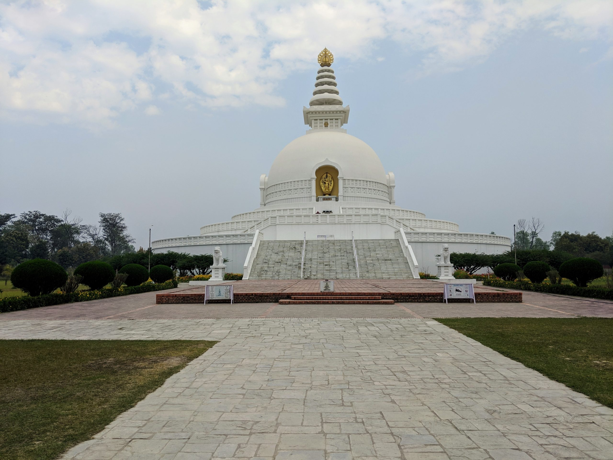 Day 10 -11: Lumbini, birthplace of Buddha