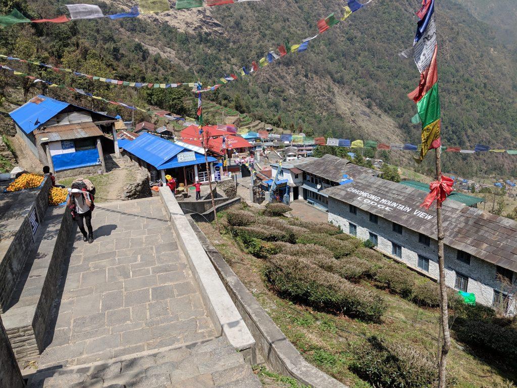 Chhomrong