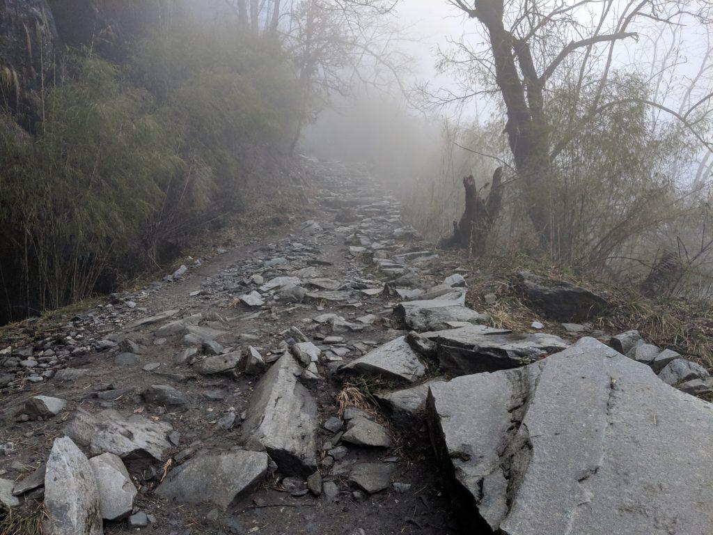 Between Himalaya and Deurali
