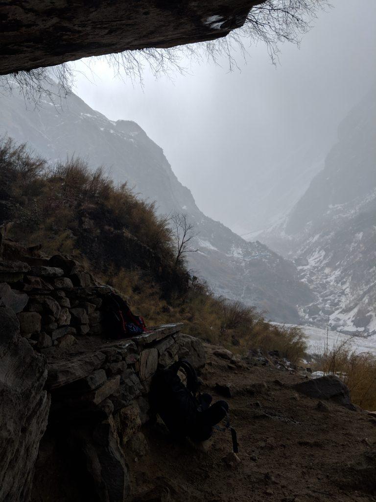 Final stop of Deurali from Hanaku Cave