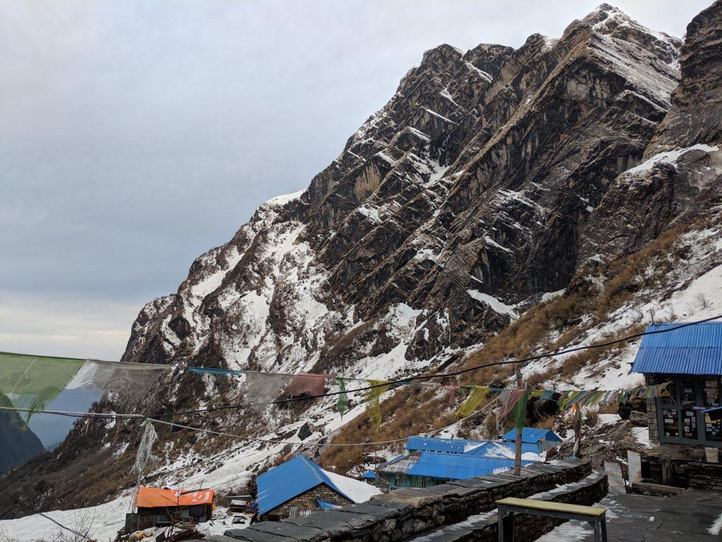 Holiday shacks in Deurali
