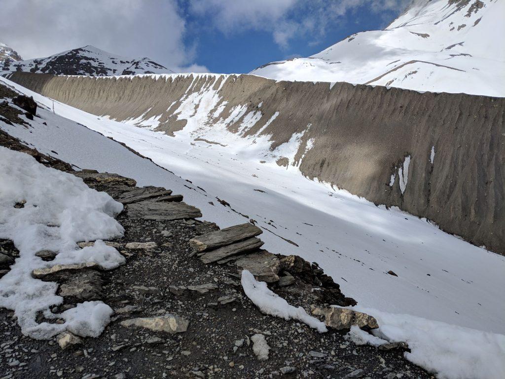 Thalong La - Himalayas