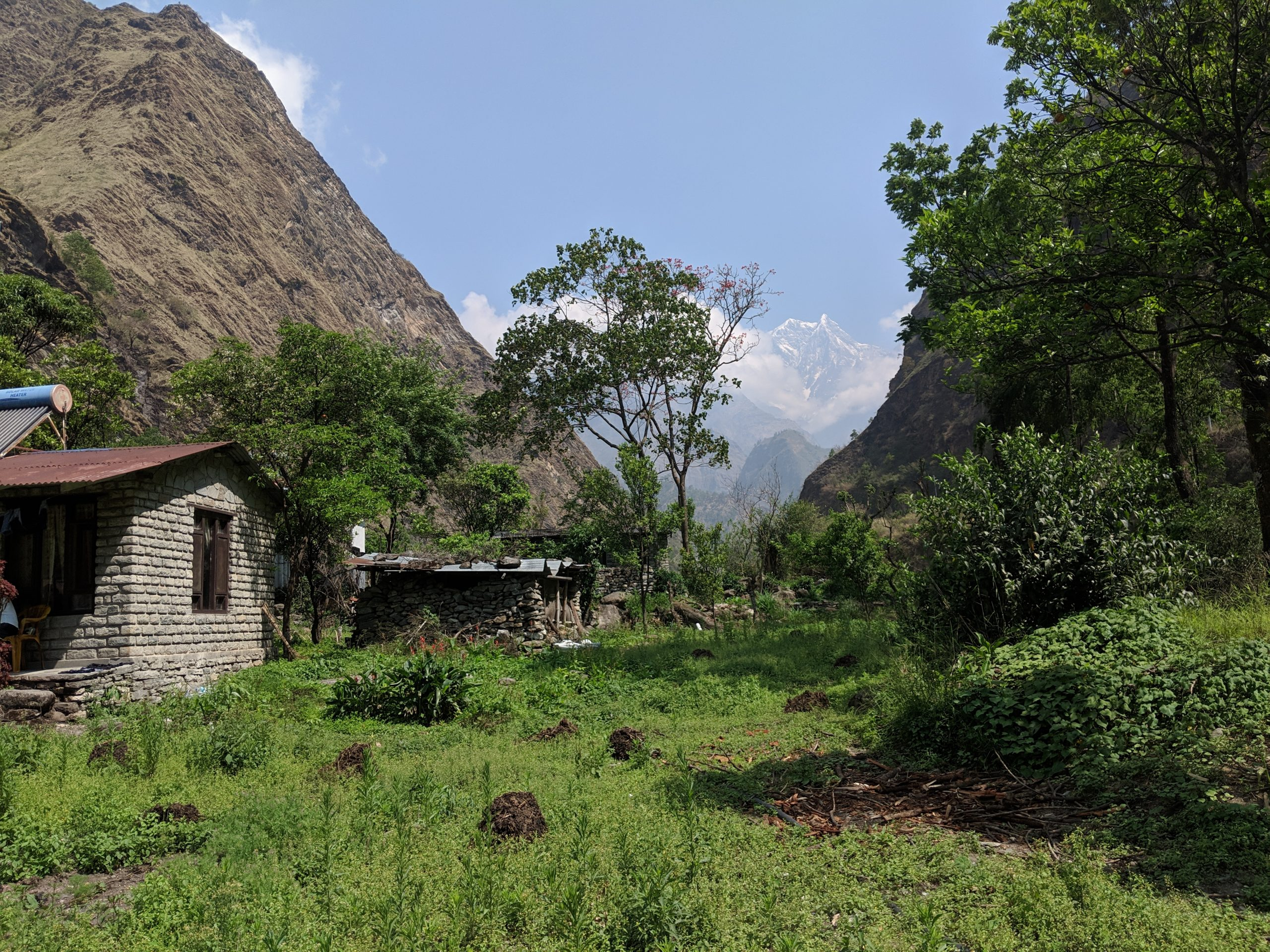 Dhaulgiri Lodge - Tadopani