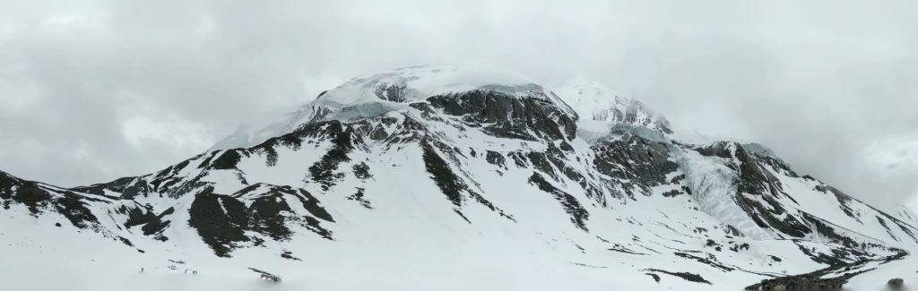 Thorung Peak - Himalayas