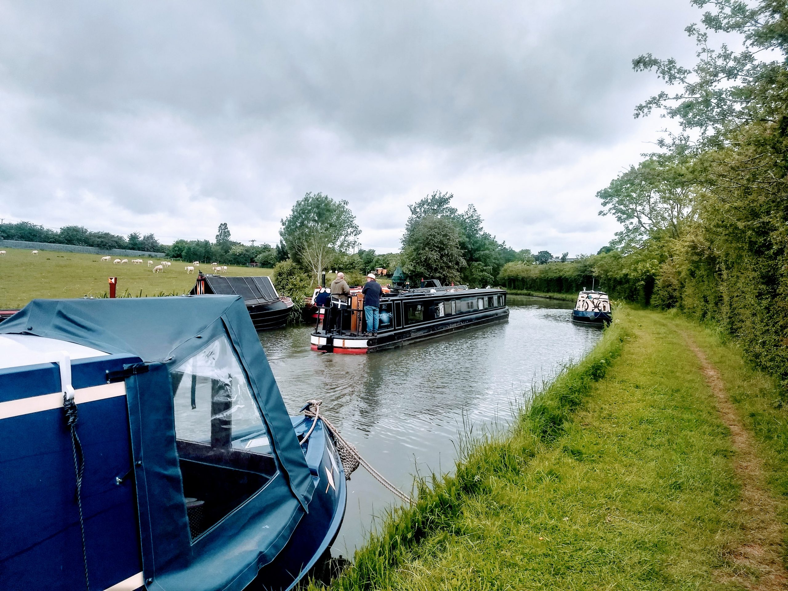 Dodford on the Grand Union Canal