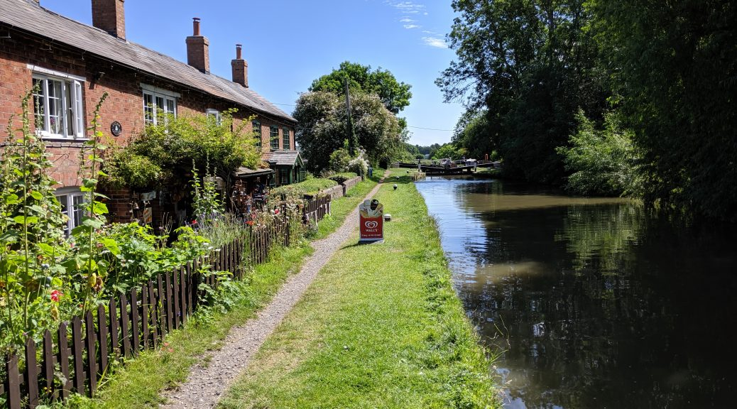 Buckby Wharf - Grand Union Canal