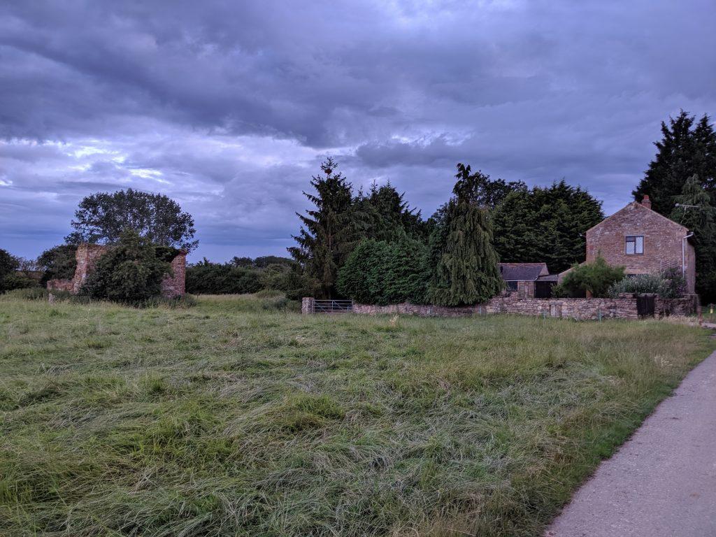 Wolfhamcote - Remaining inhabitations