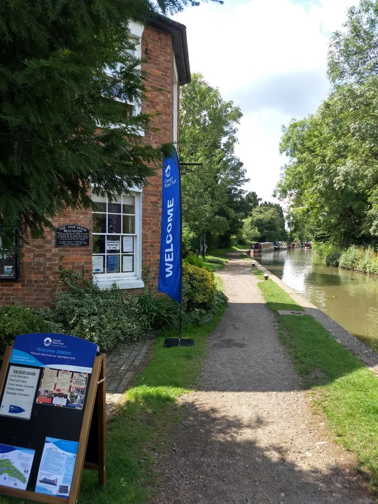 The Stop House Braunston