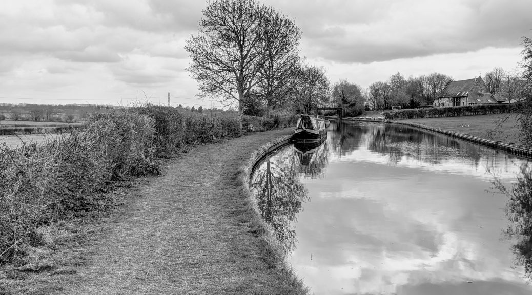 Nene valley and Flore from the Grand Union Canal