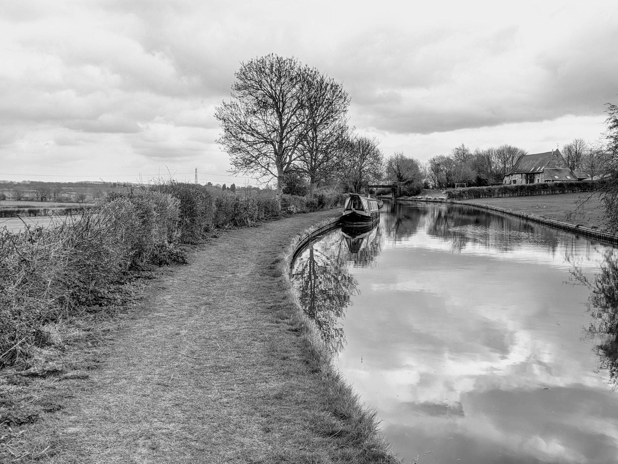 Covid on the cut - Part 2 - Moored in Flore