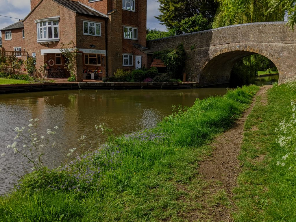 Grand Union Canal - Stowehill Northants