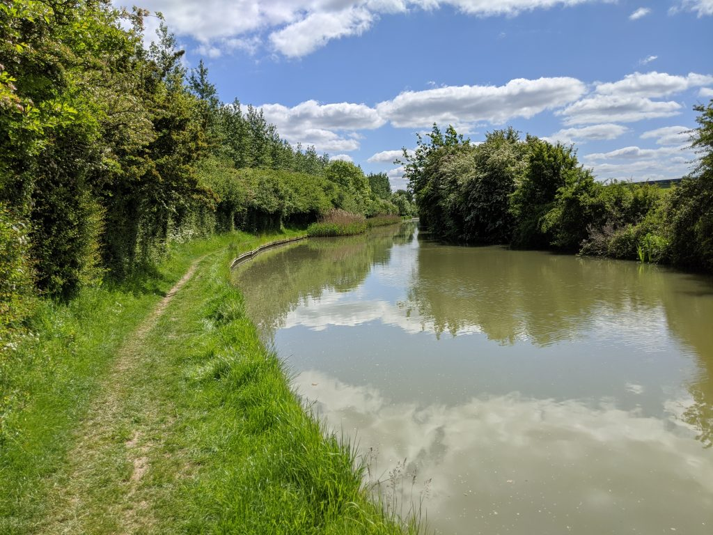 Gayton in the Fields - Grand Union Canal