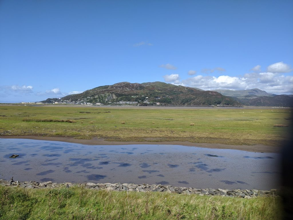 View to Barmouth