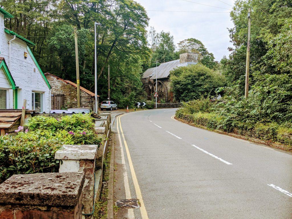 Furnace watermill - Powys