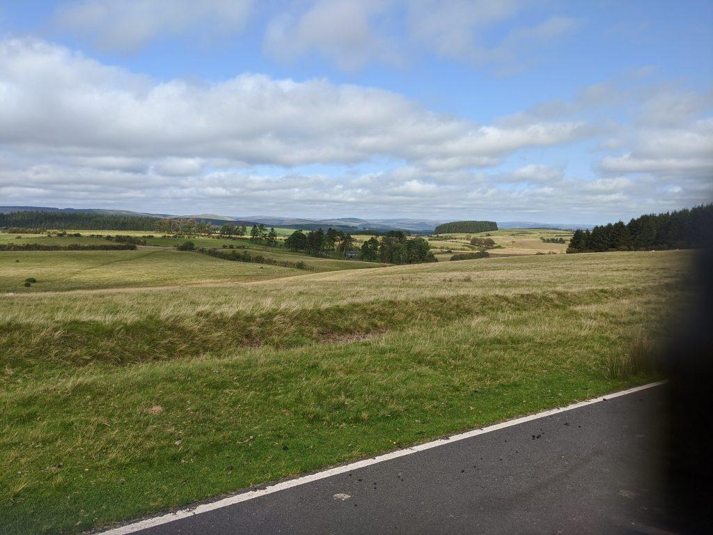Brecon Military Firing Range