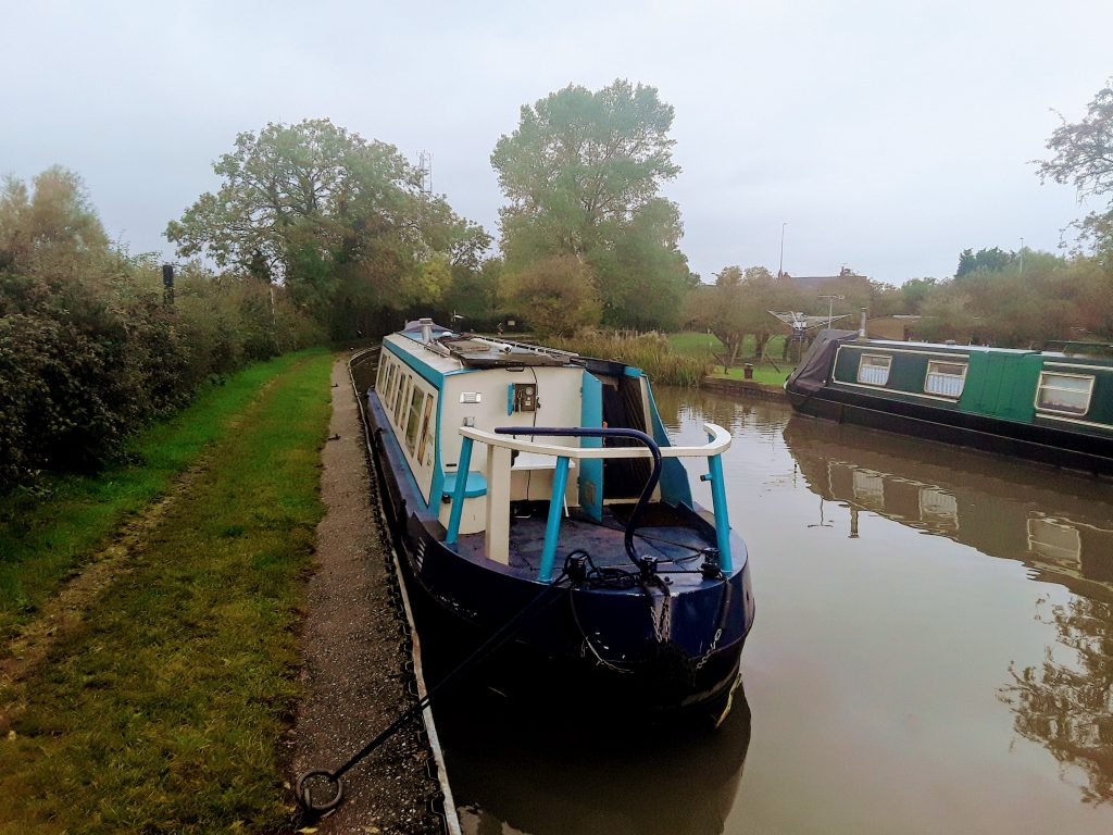 Sketchley Hinckley on the Ashby Canal