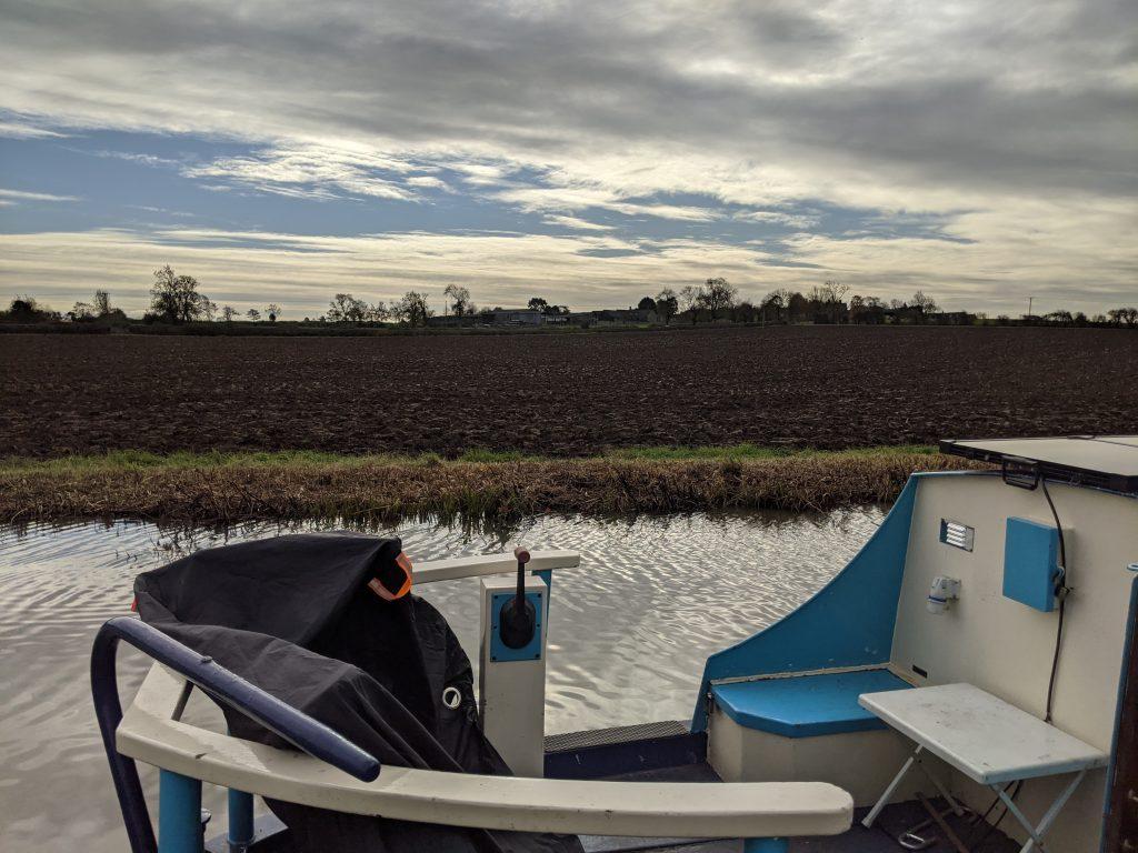 Dadlington - Ashby canal