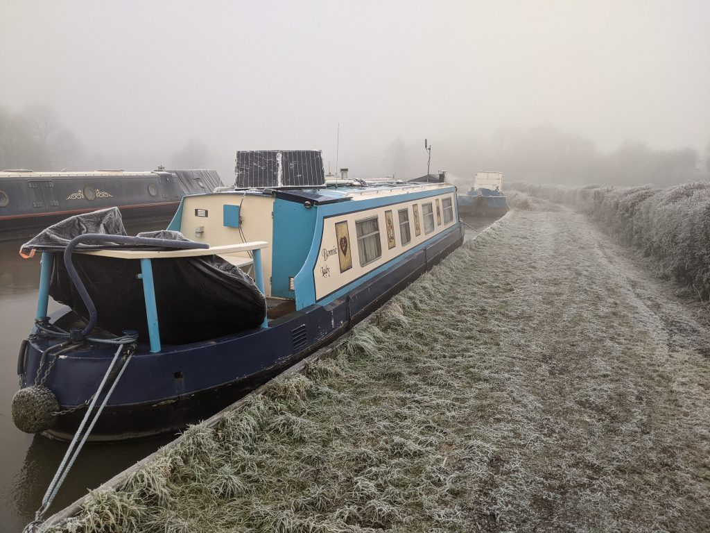 Ashby canal in Shackerstone