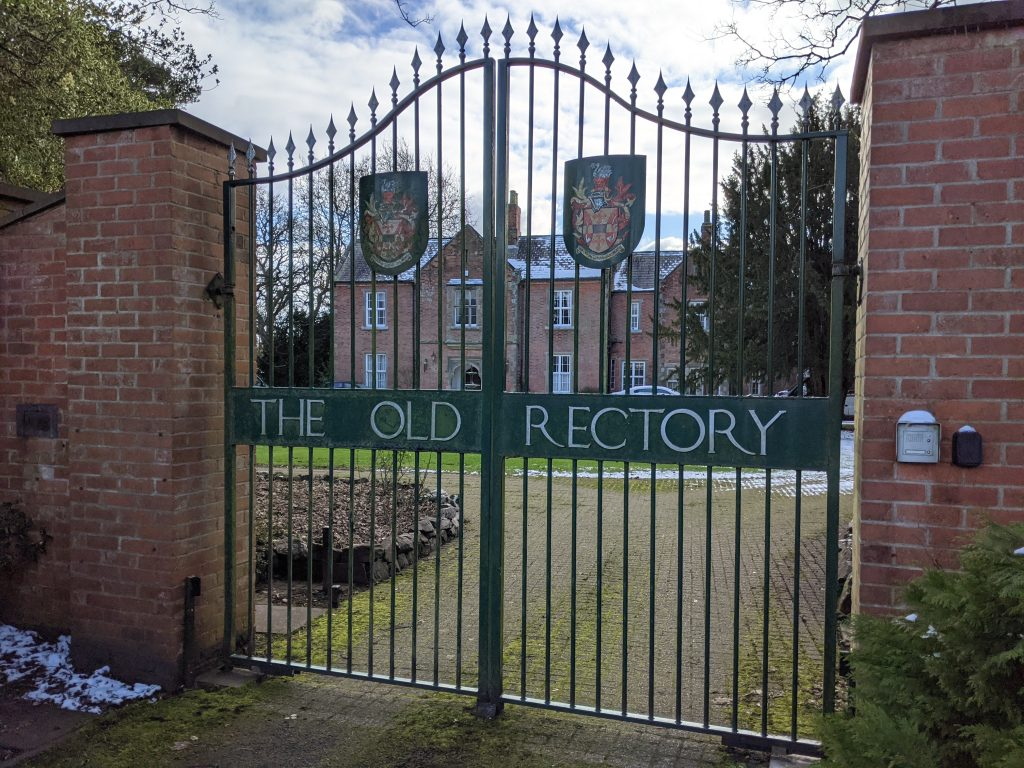 Old Rectory - Market Bosworth