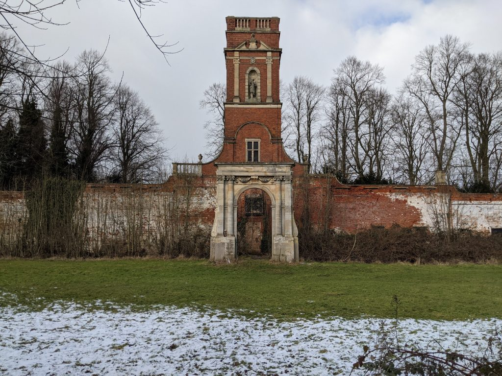 Water Tower - Bosworth Hall - Market Bosworth