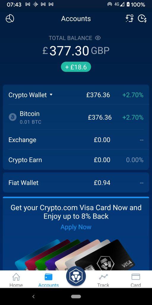 Crypto.com review
