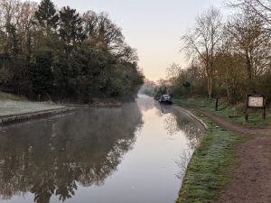 Ashby canal, Market Bosworth
