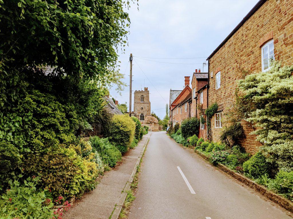 Church Lane - Cropredy