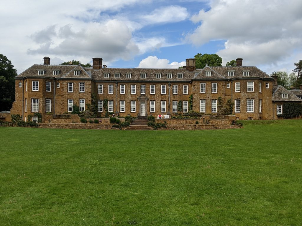 Upton Hall, Oxfordshire