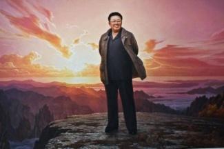 kim-jong-il-propaganda-posters-12-sunrise-560x372_6575215249_l.jpg